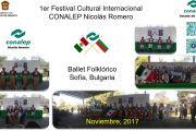 1er Encuentro Cultural Ballet de Bulgaria